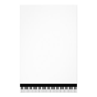 Piano Keyboard Stationery