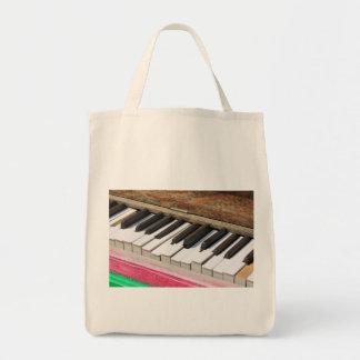 Piano Keys 2 Tote Bag