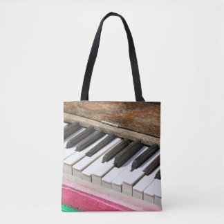 Piano Keys 2 Tote Bag