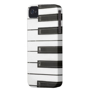 Piano Keys BlackBerry Bold Case-Mate Barely There iPhone 4 Case-Mate Case