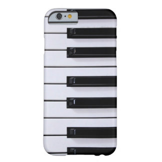 Piano Keys Barely There iPhone 6 Case