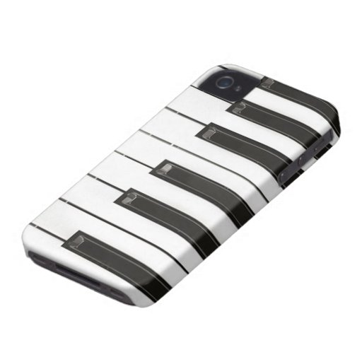 Piano Keys Case-Mate ID iPhone 4/4S Case