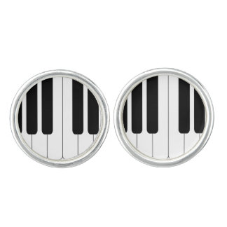 PIANO KEYS cufflinks