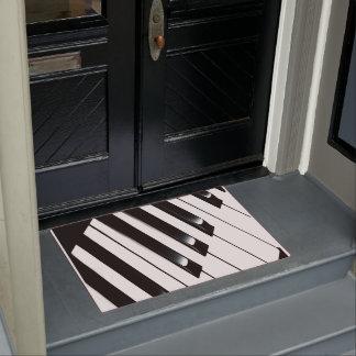 Piano Keys Doormat