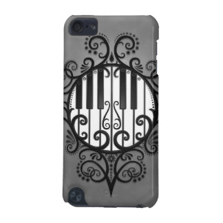 Piano Keys - grey iPod Touch (5th Generation) Cases