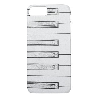 Piano Keys iPhone 7 Case