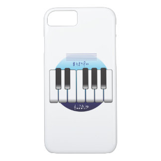 Piano Keys iPhone X Case