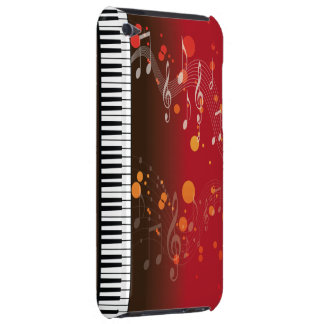 piano keys iPod touch cases
