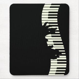 PIANO KEYS MOUSE PAD