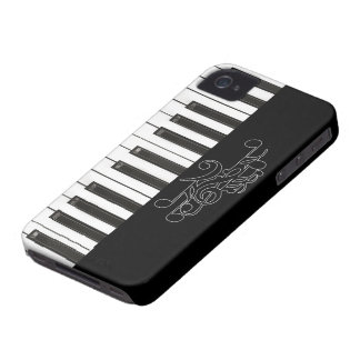 Piano Keys Music Case-Mate ID iPhone 4/4S Case Blackberry Case
