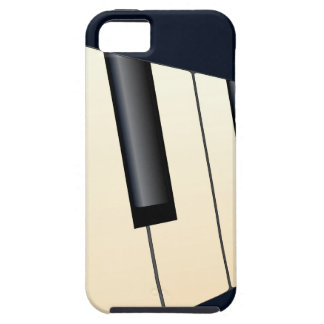 Piano Keys Perspective iPhone 5 Cases