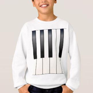 Piano Keys Sweatshirt