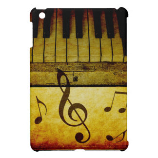 Piano Keys Vintage iPad Mini Covers
