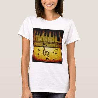 Piano Keys Vintage T-Shirt