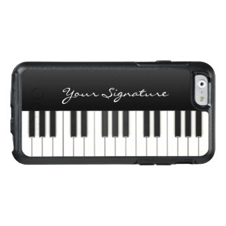 Piano Keys with Signature OtterBox iPhone 6/6s Case