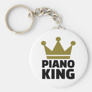 Piano King Keychains