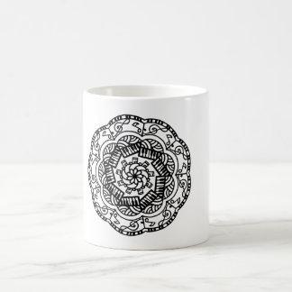 Piano Mandala Mug