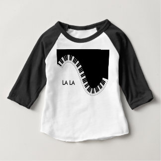 PIANO MUSIC BABY T-Shirt