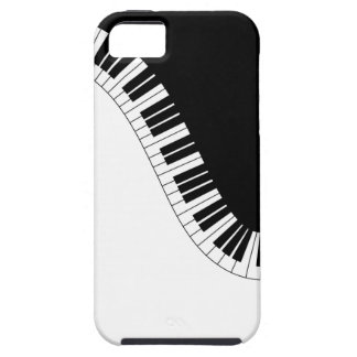 PIANO MUSIC iPhone 5 COVER