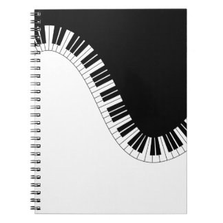 PIANO MUSIC NOTEBOOKS
