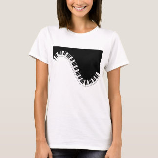 PIANO MUSIC T-Shirt