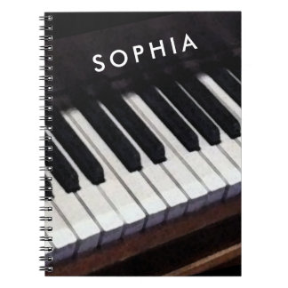 Piano Notebook