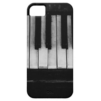 Piano Old Grand Piano Keyboard Instrument Music iPhone 5 Case