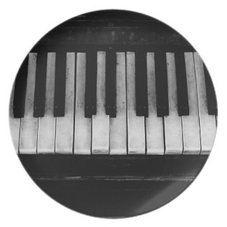 Piano Old Grand Piano Keyboard Instrument Music Plate