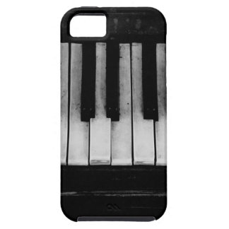 Piano Old Grand Piano Keyboard Instrument Music Tough iPhone 5 Case