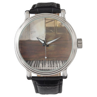Piano Painting Watch by Willowcatdesigns