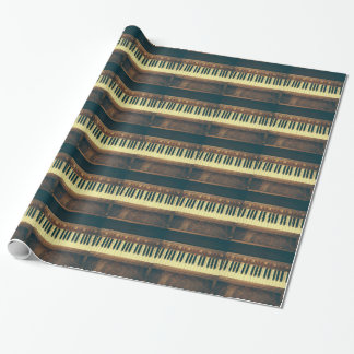Piano Phone case Wrapping Paper