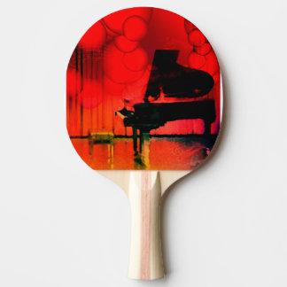 piano ping pong paddle
