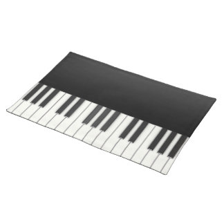 Piano Placemat