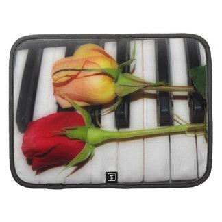 Piano Roses Folio Smartphone Organizer