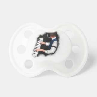 Piano Singer Baby Pacifier