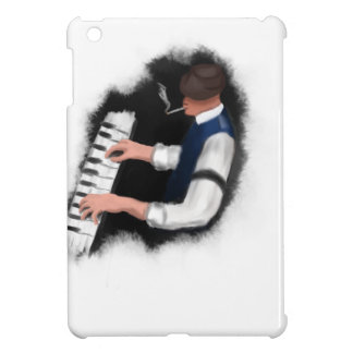 Piano Singer iPad Mini Covers