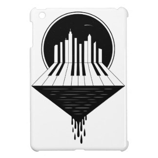 Piano Skyline iPad Mini Covers
