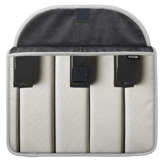 Piano Sleeve For MacBooks