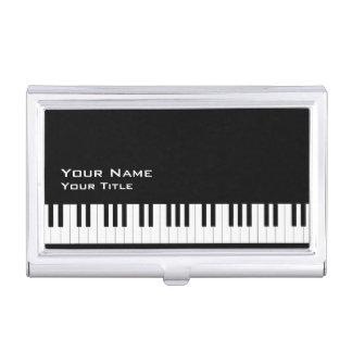 Piano Teacher 2 Business Card Case
