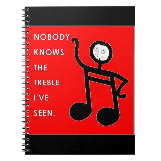 Piano Teacher Notebooks