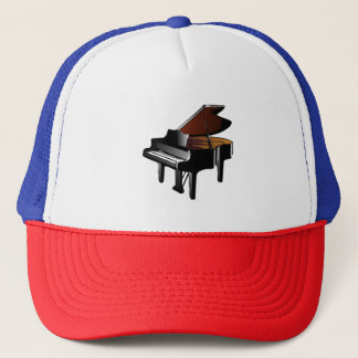 Piano Trucker Hat