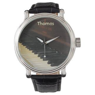 Piano Watch