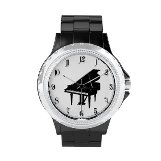 Piano Wrist Watches