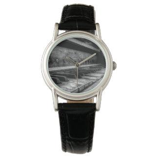 Piano Watch wrist-watch clock