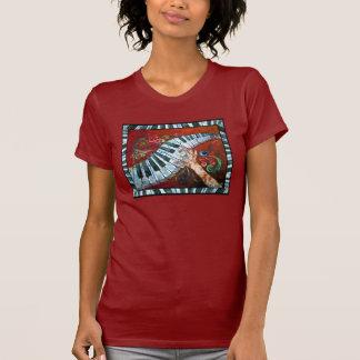 Piano Women's Shirt