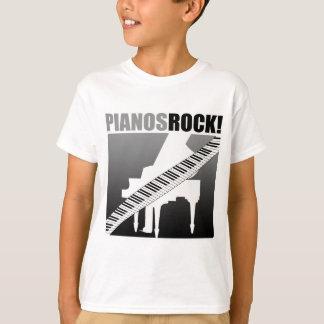 Pianos Rock! T-shirt