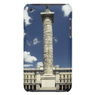 Piazza Colonna, Italy Barely There iPod Cases