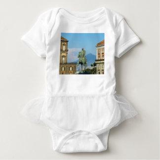Piazza del Plebiscito, Naples Baby Bodysuit