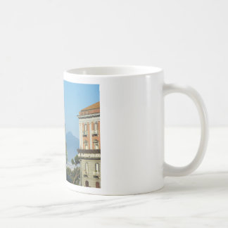 Piazza del Plebiscito, Naples Coffee Mug
