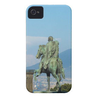 Piazza del Plebiscito, Naples iPhone 4 Case-Mate Case